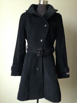 Save 78% Cole Haan Plush Coat, Sz 10  New with tags – price missing from tag but provided by supplier  Original Retail:  $595 + tax  Our Price:  $150