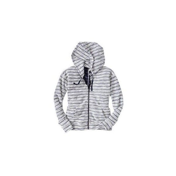 Stripe reverse terry hoodie (150 BRL) ❤ liked on Polyvore featuring tops, hoodies, shirts, stripe hoodie, gap shirts, sweatshirt hoodies, striped hoodies and hooded pullover