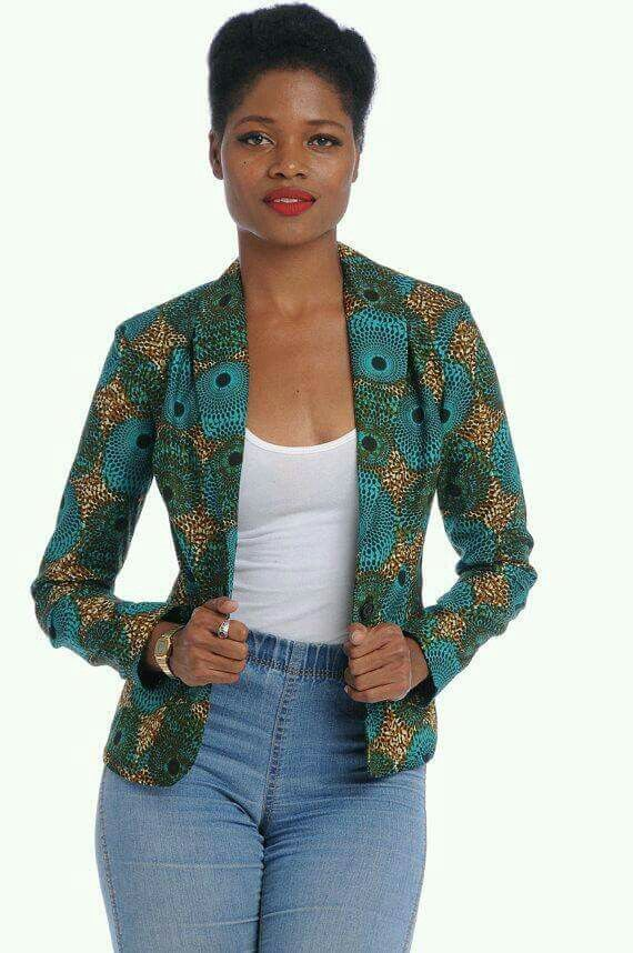 Kitenge jacket, blazers                                                                                                                                                                                 More