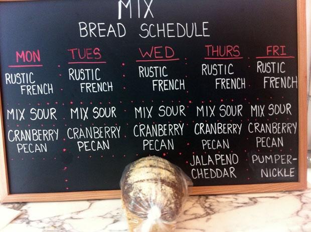 Blackboard menu = a must