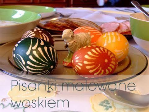 #poradnik o tym jak malować pisanki woskiem  http://pozytywnakuchnia.pl/jak-malowac-wielkanocne-pisanki-woskiem/  #wielkanoc #dom #home #decor