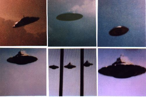 unidentified flying omens