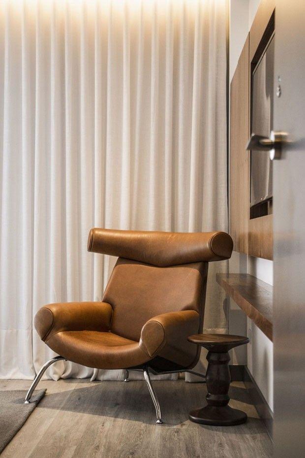 Conheça Nomaa, hotel em Curitiba onde o design é destaque (Foto: Divulgação)
