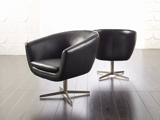 dania accent chairs royel leather swivel chair