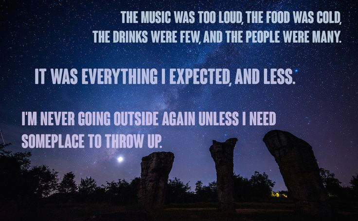 If Bernard Black Quotes Were Motivational Posters: It was everything I expected & less.