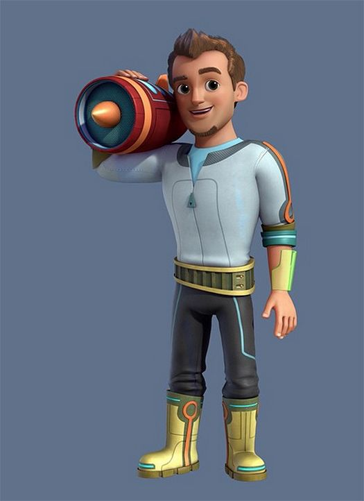 Leo From Miles From Tomorrowland