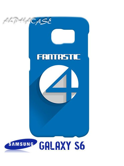 Fantastic Four Superhero Samsung Galaxy S6 Case