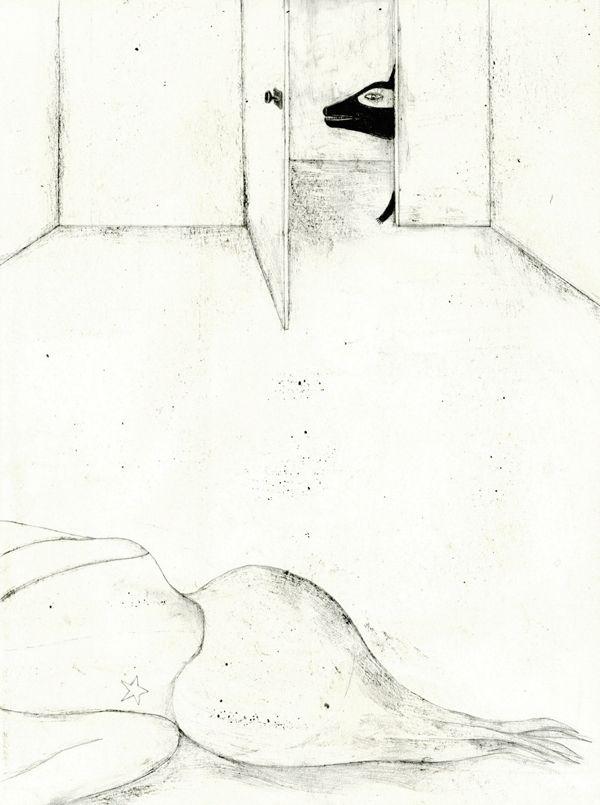 A Silent Dialogue - Daniela Tieni + Amalia Mora by Daniela Tieni, via Behance