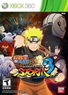 Naruto Shippuden Ultimate Ninja Storm 3 Xbox 360 Game In 2021 Xbox Naruto Shippuden Xbox 360