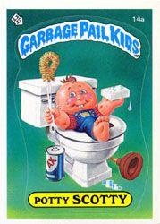 My Favorite Garbage Pail Kid