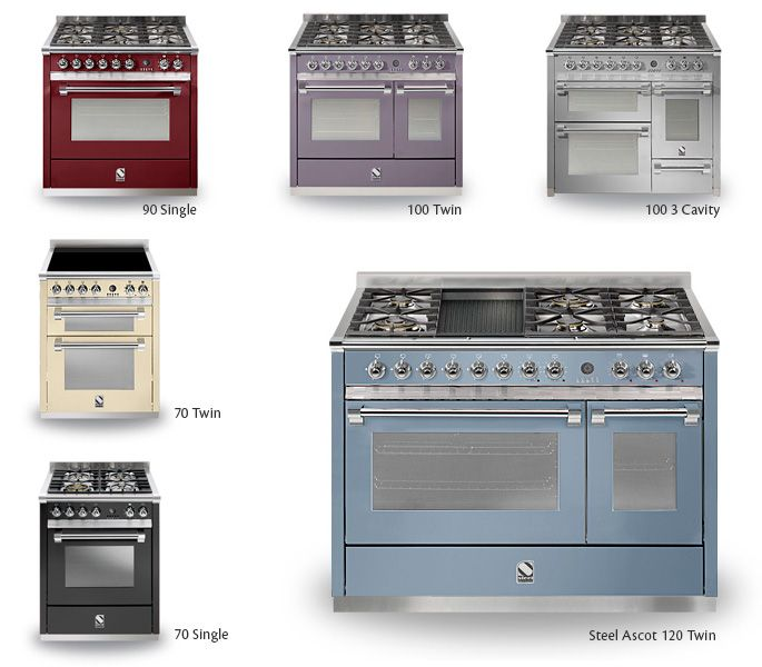 8 best The Ascot Range from Steel Cucine images on Pinterest ...