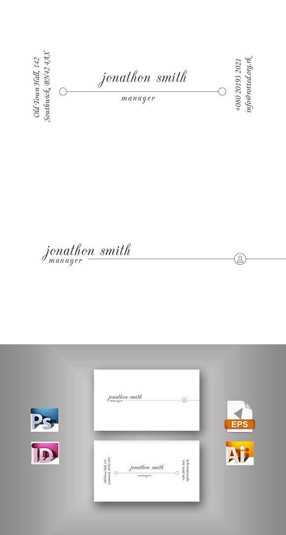 Ur Business Card Indesign Pinterest Business Cards Business