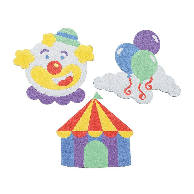 10 best carnival circus theme images on pinterest for Best craft kits for kids