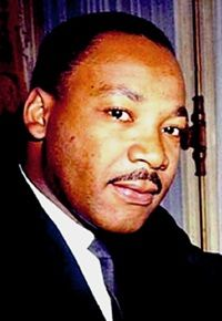 Martin Luther King, Jr. and other ENFJ personalities
