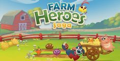 "Android Game Hack Tool | ""Farm Heroes Saga"" Hack & Cheat Generator http://androidgamescheat.com/hack/Farm%20heroes%20saga%20android%20hack%20tools"