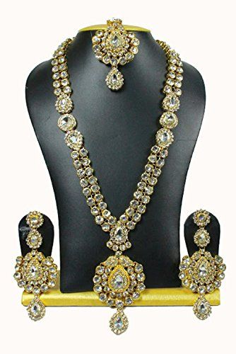 Bollywood Gold Plated Kundan Traditional Jewellery Neckla... https://www.amazon.ca/dp/B01MFG4D3M/ref=cm_sw_r_pi_dp_x_Ht6WybANGZ447