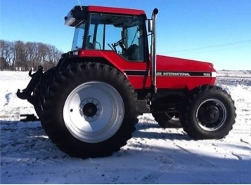 Machinery Pete talks #CaseIH 7130 tractors and their rising values