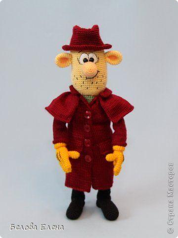 Любимые Мультяшки, Crochet