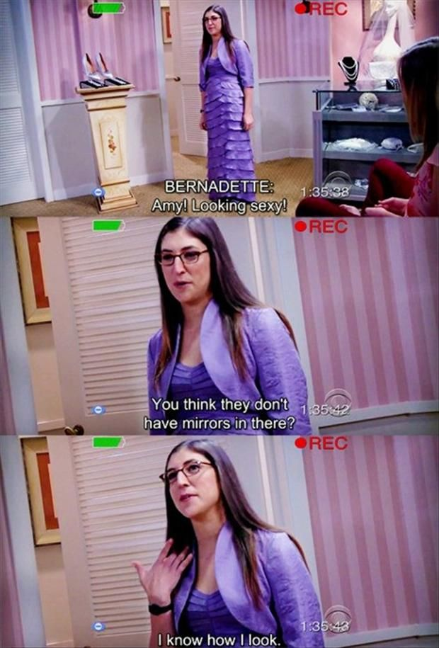 Big Bang Theory Pictures – Amy