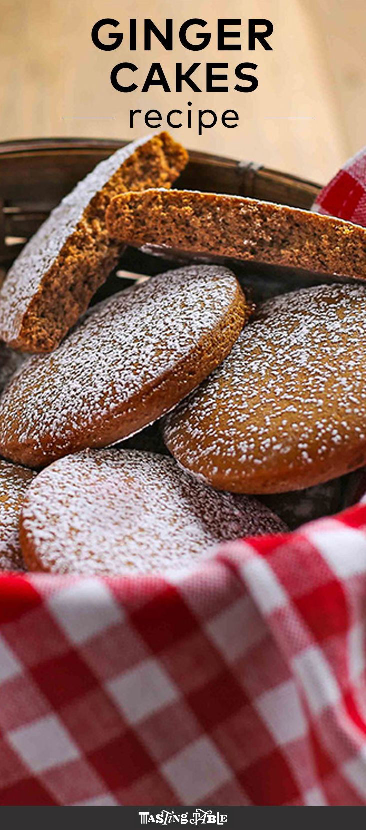 Learn how to make puffy, fragrant ginger cakes just like the ones sold in…