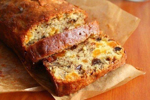 Как приготовить кекс с сухофруктами - рецепт, ингридиенты и фотографии