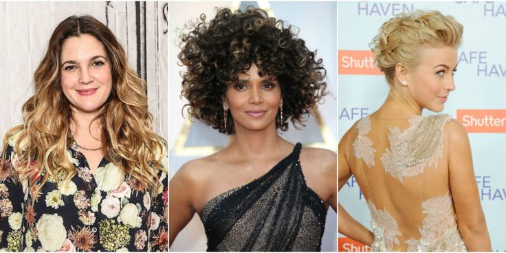 35 Easy Curly Hairstyles - Short, Medium, and Long Haircuts for Curly Hair
