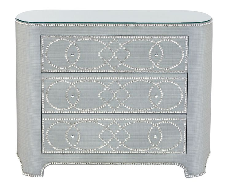 i just bought this for my front hall and it is awesome - could be v nice in family room (and isn't crazy expensive, just moderately expensive)  Would also be beautiful under stairs.  Chest | Bernhardt
