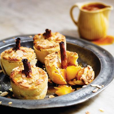 Taste Mag | Honey-and-pear pies @ http://taste.co.za/recipes/honey-and-pear-pies/