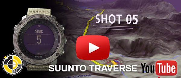 Suunto Traverse Alpha GPS watch introduction video