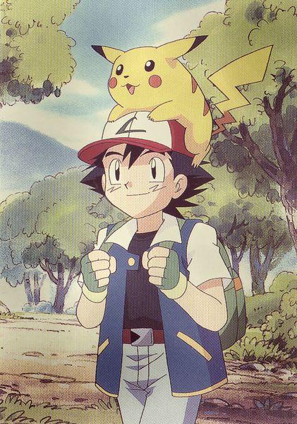 Ash #Pokémon
