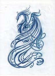 fenix tattoo design - Buscar con Google