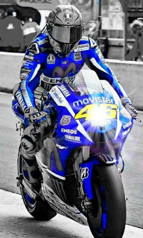 Valentino Rossi #46 http://bestsatnavs.co.uk/