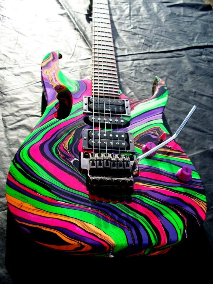 7196 best cool guitar paint jobs and silly shit that made me grin images on pinterest custom. Black Bedroom Furniture Sets. Home Design Ideas
