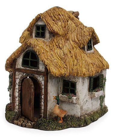 Look what I found on #zulily! Cotswold Cottage Fairy Garden Figurine #zulilyfinds