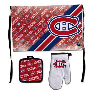 Montreal Canadiens WinCraft Premium BBQ Set #myNHLWishListSweeps