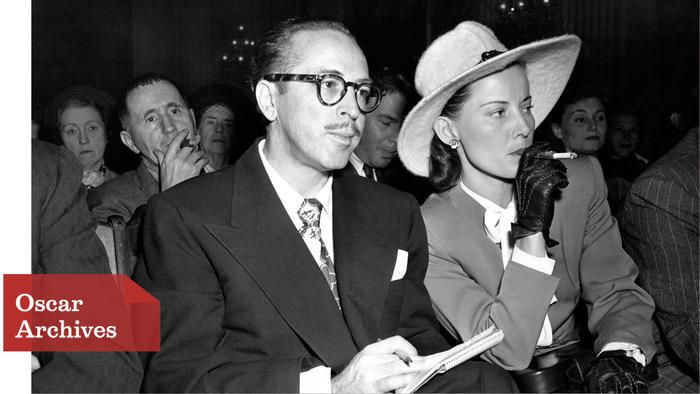 How Dalton Trumbo and other blacklisted writers quietly racked up '50s Oscar…
