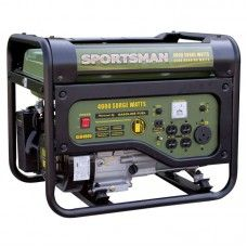 Sportsman 4,000-Watt Gasoline Powered Portable Generator with RV Outlet