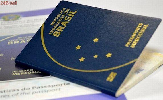 Emissão de passaporte deve continuar suspensa até aprovação de crédito extra