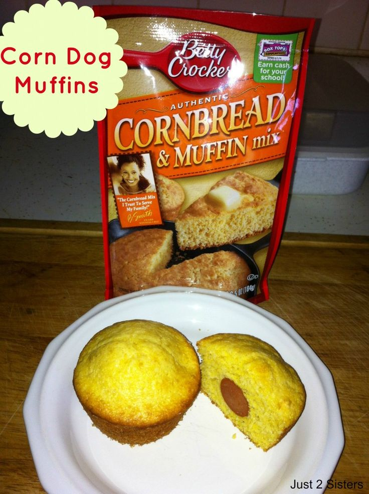 ... Dogs Muffins, Callender'S Cornbread, Corn Dogs, Daycares Lunches, Mary