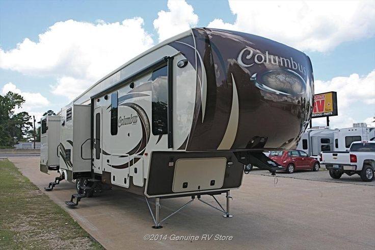 new+columbus+fifth+wheele | New 2015 Palomino Columbus 385BH For Sale by Genuine RV Store ...