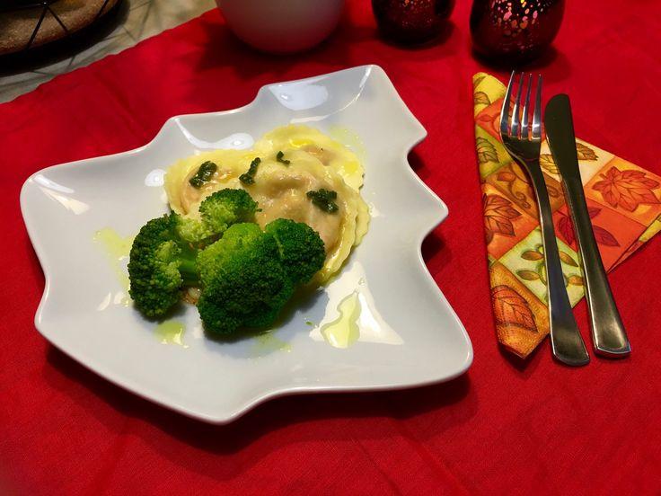 Inspiratie voor de Kerst: Verse pasta met saffraan-botersaus
