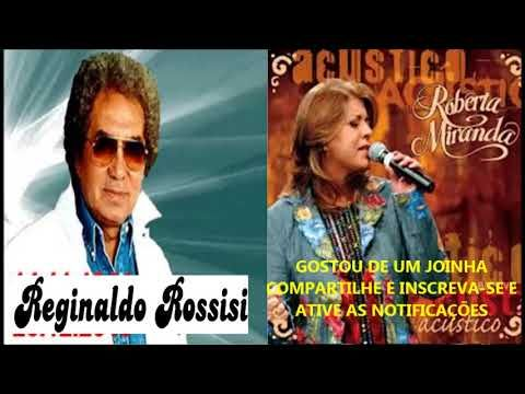 Roberta Miranda e Reginaldo Rossi O MELHOR DO SERTANEJO E DO BREGA