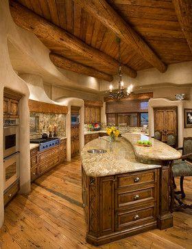5 Organic Southwest - mediterranean - Kitchen - Phoenix - Urban Design Associates