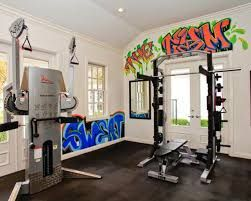 9 Incredible Home Gym Ideas It S Time For Workout At Home Gym Home Gym Design Home Gym Bench
