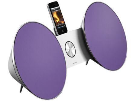 Bangs >> Bang & Olufsen BeoSound 8 speaker dock   High tech   Pinterest   Bangs, Speakers and Consumer ...