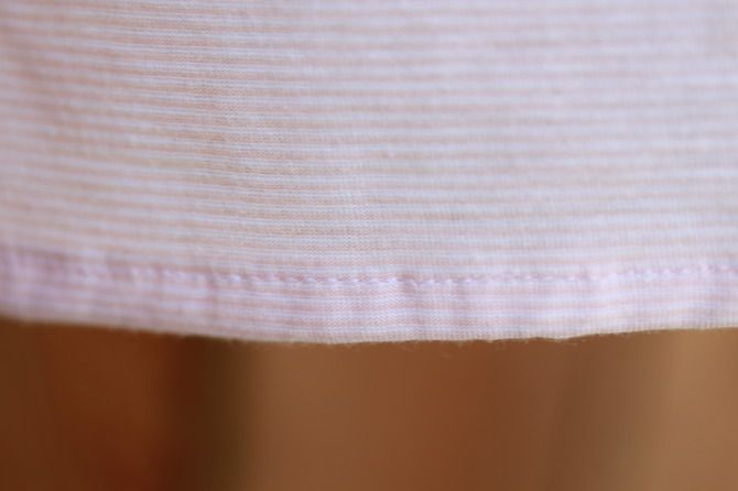 how to sew jersey knit fabric!!!! Need to read this and buy some new needles.