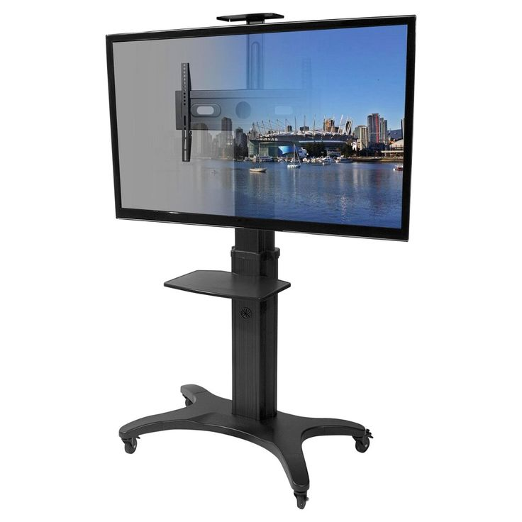 "Kanto Mobile TV Stand for 40""-70"" Flat Screen Display - Black (MTMA70PL)"