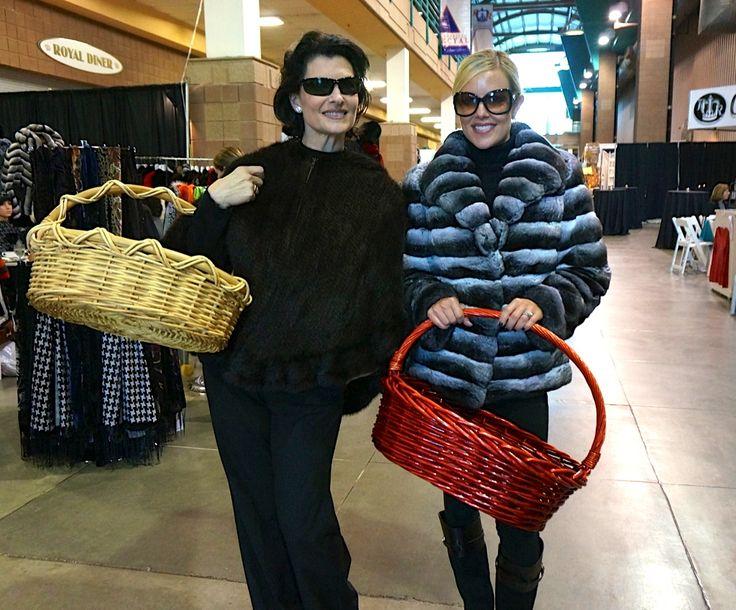 Roaming Tablescapes donning AFC furs! - 9/17/13   - #AlaskanFur #AFC #KansasCity #KC #Fashion #Fur #Charity #Fall #Winter #FallFashion #Jackets #Coats #Womenswear #Model #BTS #Designer #lookbook #beautiful #glamorous #glam #leather #cashmere #workit #Tablescapes2013 #Tablescapes #BOTAR #AmericanRoyal #TheAmericanRoyal