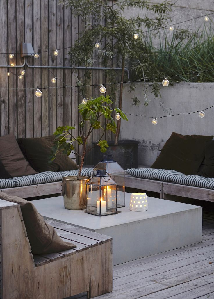 25 Best Ideas About Deck Seating On Pinterest