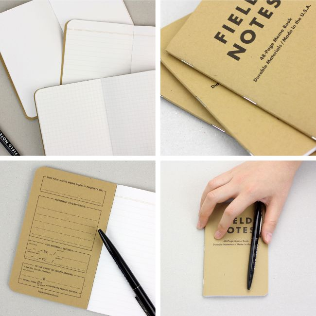 FIELD NOTES フィールドノート|Mixed 3pack | ステーショナリー | | CDC general store